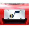 "FANMATS NBA - Utah Jazz License Plate Inlaid 6""x12"""