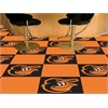 "FANMATS MLB - Baltimore Orioles Cartoon Bird Carpet Tiles 18""x18"" tiles"