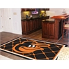 FANMATS MLB - Baltimore Orioles Cartoon Bird Rug 5'x8'