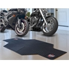 "FANMATS Ohio State Motorcycle Mat 82.5"" L x 42"" W"