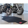 "FANMATS North Carolina Motorcycle Mat 82.5"" L x 42"" W"