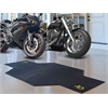 "FANMATS Georgia Tech Motorcycle Mat 82.5"" L x 42"" W"