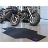 """FANMATS Kansas State Motorcycle Mat 82.5"""" L x 42"""" W"""
