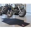 """FANMATS Louisiana-Lafayette Motorcycle mat 82.5"""" L x 42"""" W"""