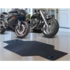 "FANMATS NFL - Carolina Panthers Motorcycle Mat 82.5"" L x 42"" W"