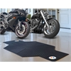 "FANMATS NFL - Pittsburgh Steelers Motorcycle Mat 82.5"" L x 42"" W"