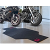 "FANMATS MLB - Cleveland Indians Motorcycle Mat 82.5"" L x 42"" W"