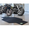 "FANMATS MLB - Oakland Athletics Motorcycle Mat 82.5"" L x 42"" W"