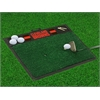 """FANMATS NFL - Cleveland Browns Golf Hitting Mat 20"""" x 17"""""""