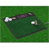 "FANMATS Louisiana State Golf Hitting Mat 20"" x 17"""