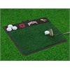 "FANMATS Ohio State Golf Hitting Mat 20"" x 17"""