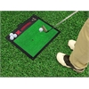 "FANMATS Nebraska Golf Hitting Mat 20"" x 17"""