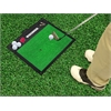 "FANMATS Wisconsin Golf Hitting Mat 20"" x 17"""