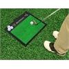 """FANMATS West Virginia Golf Hitting Mat 20"""" x 17"""""""