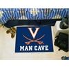 "FANMATS Virginia Man Cave Starter Rug 19""x30"""