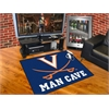 "FANMATS Virginia Man Cave All-Star Mat 33.75""x42.5"""