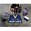 FANMATS Virginia Man Cave Tailgater Rug 5'x6'
