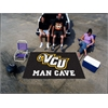 FANMATS VCU Man Cave UltiMat Rug 5'x8'