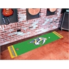 FANMATS NHL - Nashville Predators Putting Green Mat