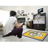 FANMATS NHL - Nashville Predators Rug 4'x6'