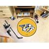 FANMATS NHL - Nashville Predators Puck Mat
