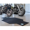 "FANMATS Coast Guard Motorcycle Mat 82.5"" L x 42"" W"