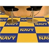 "FANMATS Navy Carpet Tiles 18""x18"""