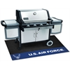"FANMATS Air Force Grill Mat 26""x42"""