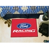 "FANMATS Ford Racing Starter Rug 19""x30"" - Red"