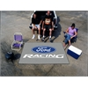 FANMATS Ford Racing Ulti-Mat 5'x8' -  Gray