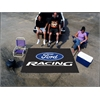 FANMATS Ford Racing Ulti-Mat 5'x8' - Black