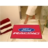 "FANMATS Ford Racing All-Star Mat 33.75""x42.5"" - Red"