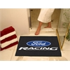 "FANMATS Ford Racing All-Star Mat 33.75""x42.5"" - Black"