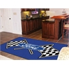 FANMATS Ford Flags Rug 5'x8' - Blue