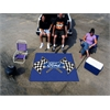 FANMATS Ford Flags Tailgater Rug 5'x6' - Blue