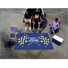 FANMATS Ford Flags Ulti-Mat 5'x8' - Blue
