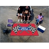 FANMATS Ford Flags Ulti-Mat 5'x8' - Red