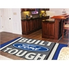 FANMATS Built Ford Tough Rug 5'x8'- Blue
