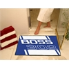 "FANMATS Boss 302  All-Star Mat 33.75""x42.5"" - Blue"