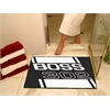 "FANMATS Boss 302  All-Star Mat 33.75""x42.5"" - Black"