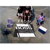 FANMATS Boss 302  Tailgater Rug 5'x6' - Black