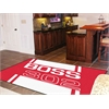FANMATS Boss 302  Rug 5'x8' - Red