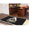 FANMATS Purdue 'Train' Rug 5'x8'