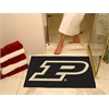 "FANMATS Purdue 'P' All-Star Mat 33.75""x42.5"""