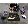 FANMATS Purdue 'P' Tailgater Rug 5'x6'