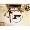 "FANMATS Purdue 'P' Baseball Mat 27"" diameter"