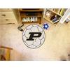 FANMATS Purdue 'P' Soccer Ball