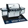 "FANMATS Utah State Grill Mat 26""x42"""