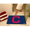 "FANMATS MLB - Cleveland Indians ""Block-C"" All-Star Mat 33.75""x42.5"""