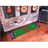 "FANMATS MLB - Cleveland Indians ""Block-C"" Putting Green Runner"